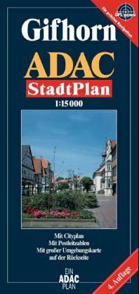 ADAC Stadtplan Gifhorn 1 : 15 000 als Buch