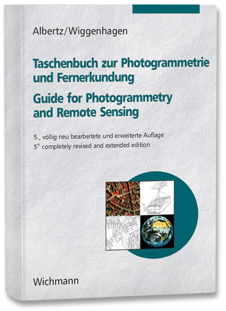Taschenbuch zur Photogrammetrie und Fernerkundung als Buch