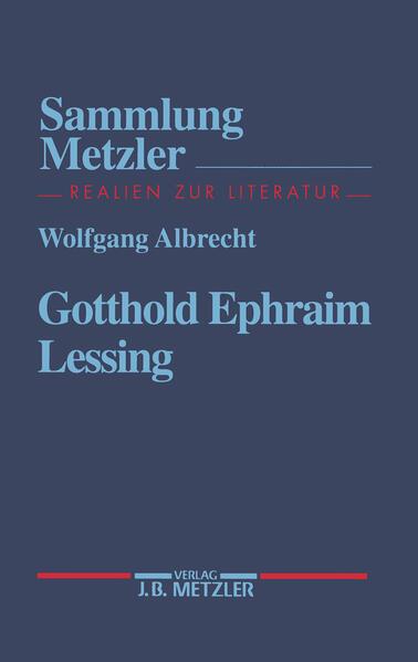 Gotthold Ephraim Lessing als Taschenbuch