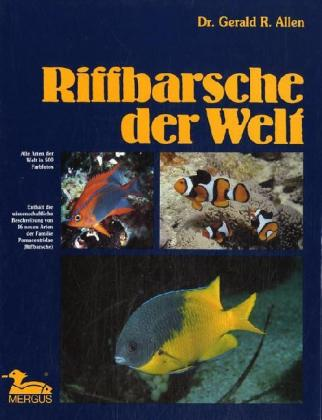 Riffbarsche der Welt als Buch