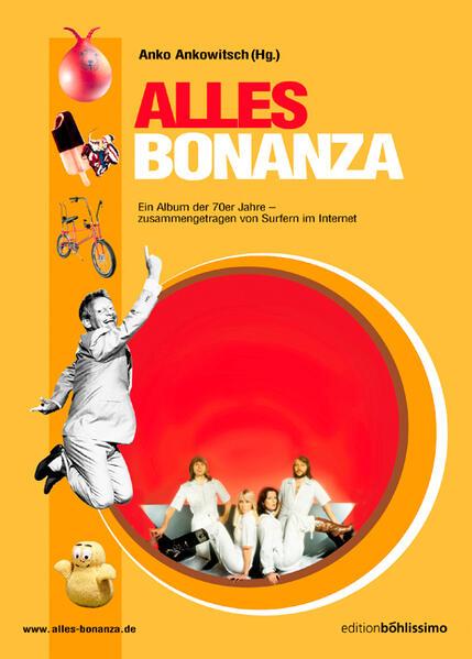 Alles Bonanza als Buch