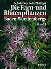 Die Farn- und Blütenpflanzen Baden-Württembergs 01