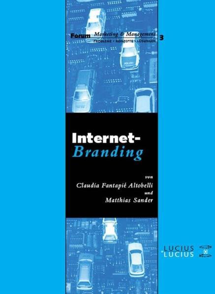 Internet-Branding als Buch