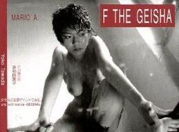 F the Geisha als Buch