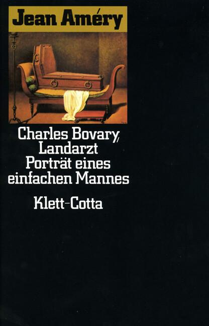 Charles Bovary, Landarzt als Buch