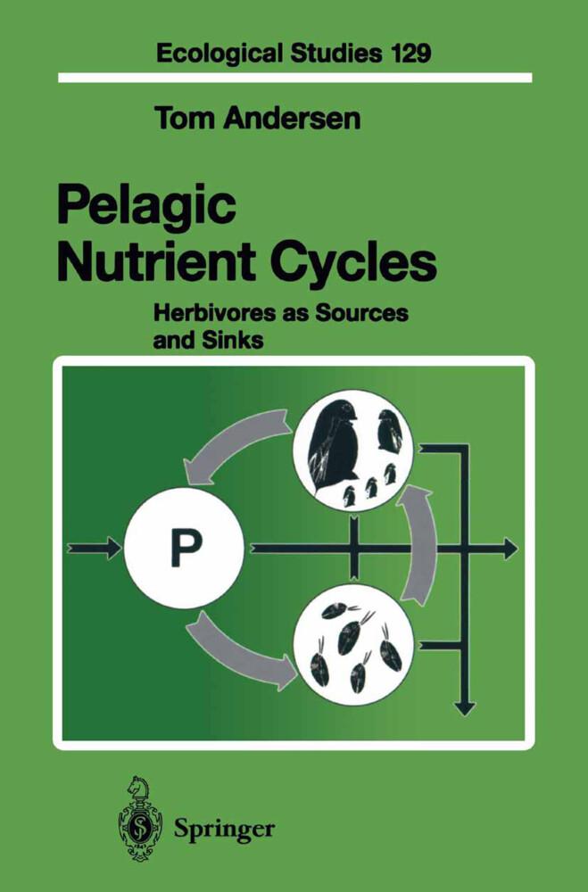 Pelagic Nutrient Cycles als Buch