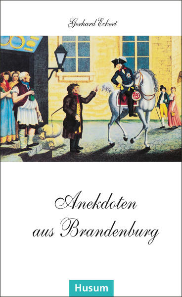 Anekdoten aus Brandenburg als Buch