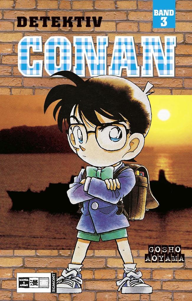 Detektiv Conan 03 als Buch