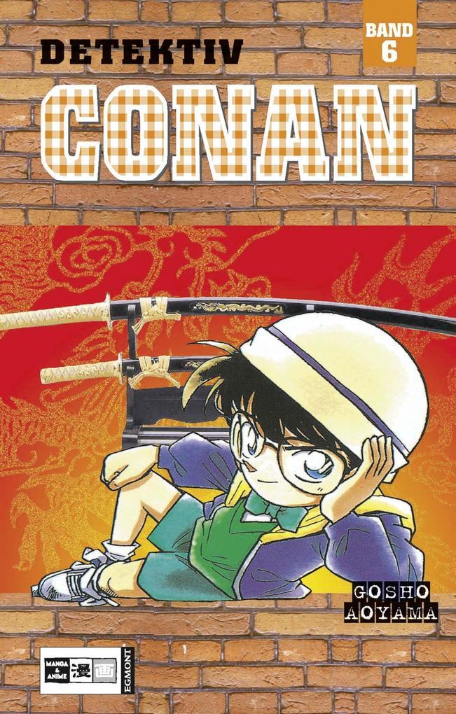 Detektiv Conan 06 als Buch