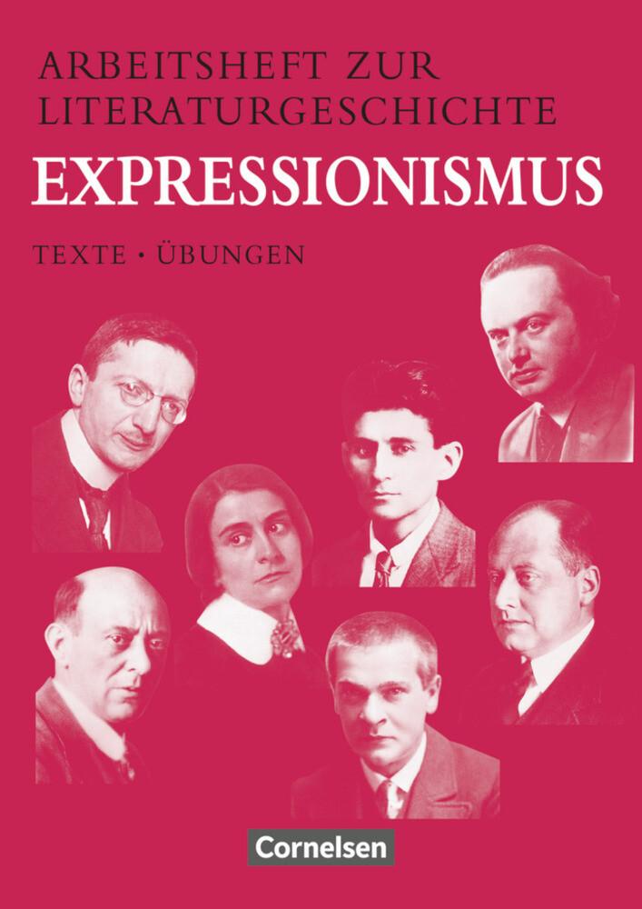 Arbeitshefte zur Literaturgeschichte. Expressionismus. RSR als Buch