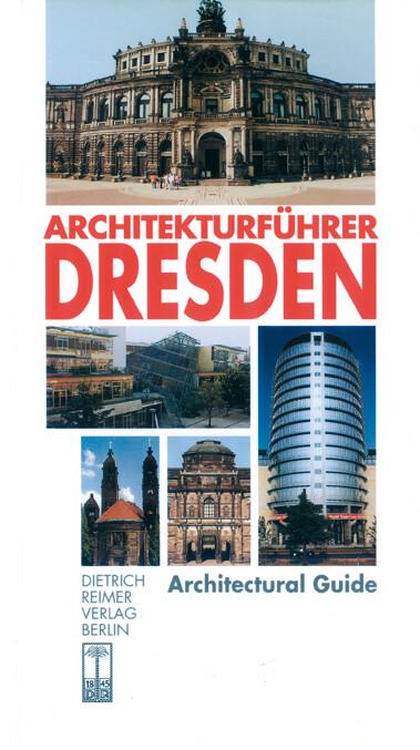 Architekturführer Dresden als Buch
