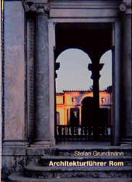 Architekturführer Rom als Buch