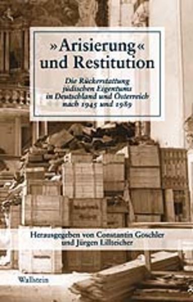 ' Arisierung' und Restitution als Buch