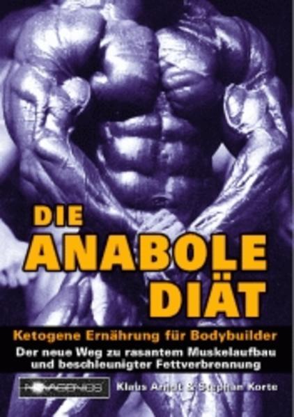 Die Anabole Diät als Buch