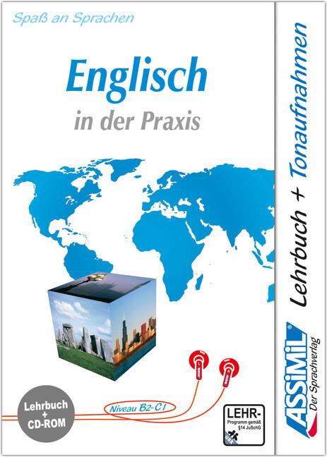 Assimil-Methode. Englisch in der Praxis für Fortgeschrittene. MultiMedia-Box. Mit CD-ROM für Windows 95/98/2000/NT als Software