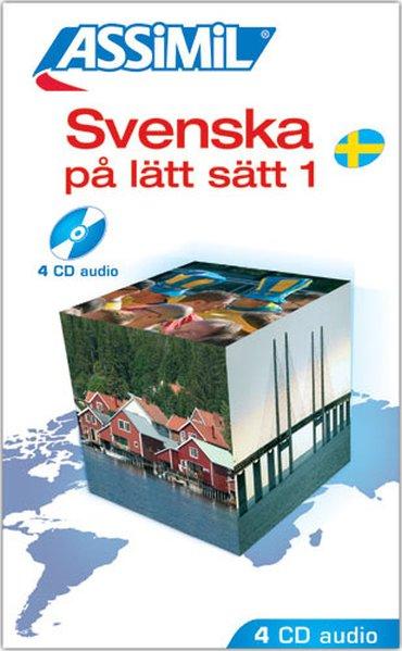 Assimil-Methode. Schwedisch ohne Mühe 1. 4 CDs als Hörbuch