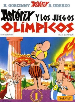 Astérix y los juegos olímpicos als Taschenbuch