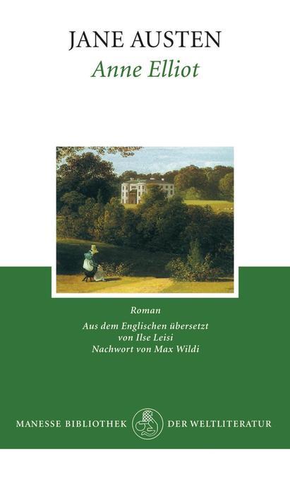 Anne Elliot als Buch