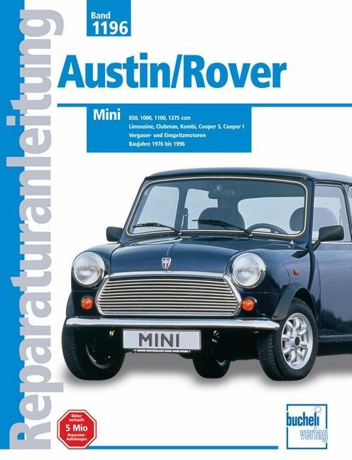 Austin/ Rover Mini 850, 1000, 1100, 1275 ccm als Buch