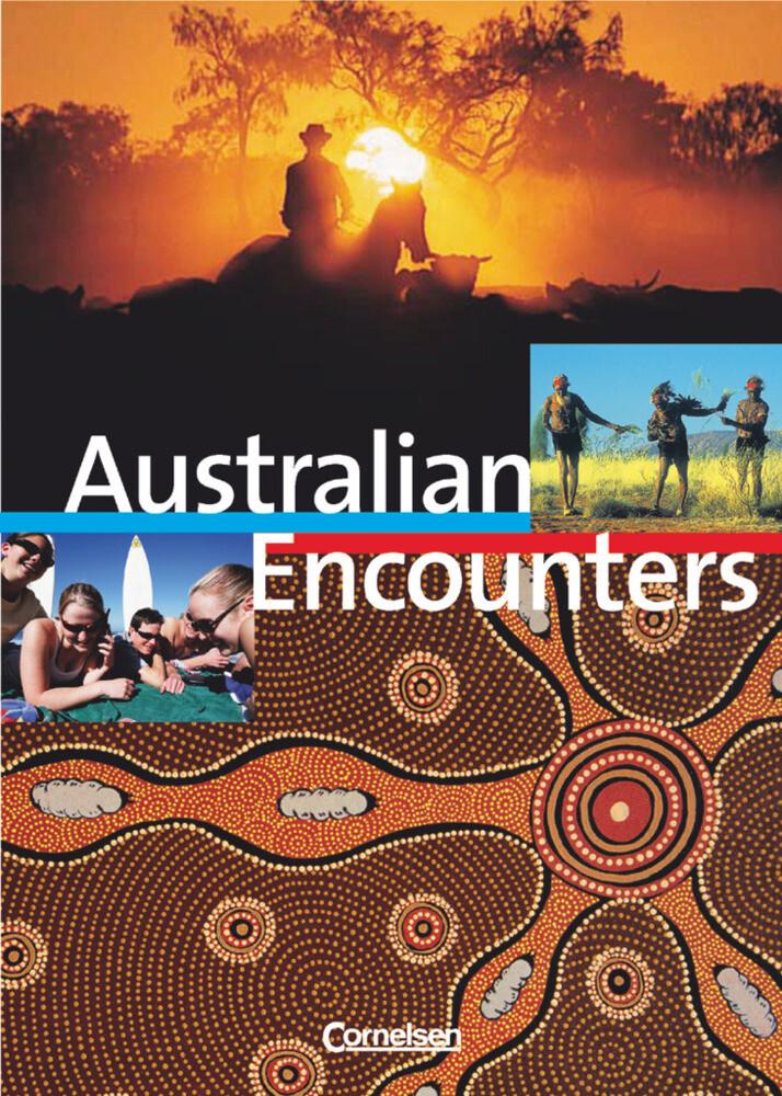 Australian Encounters. Schülerheft als Buch