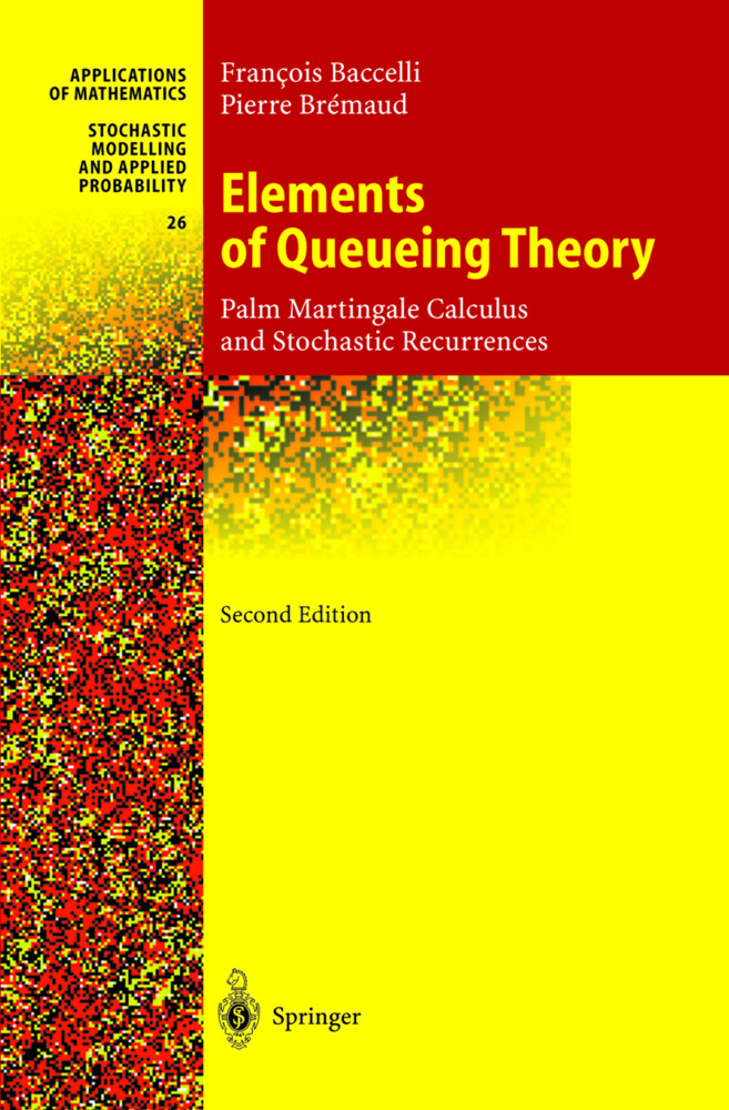 Elements of Queueing Theory als Buch