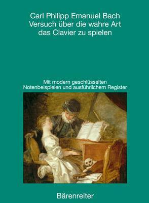 Versuch über die wahre Art das Clavier zu spielen als Buch