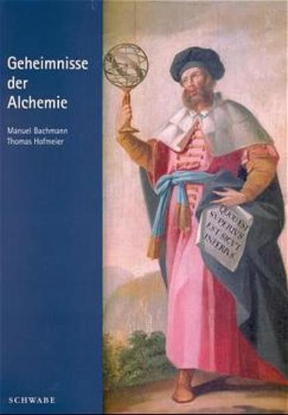 Geheimnisse der Alchemie als Buch