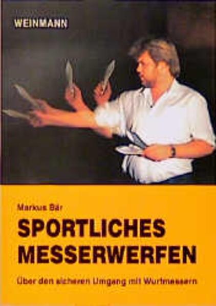 Sportliches Messerwerfen als Buch