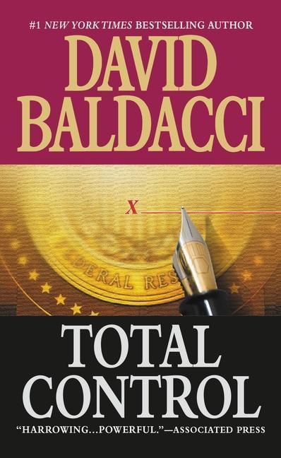 Total Control als Taschenbuch