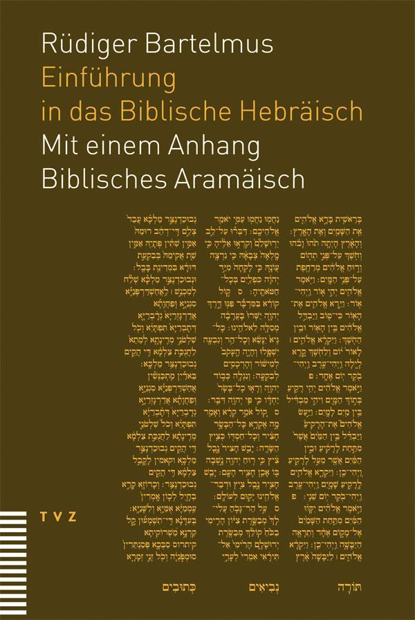 Einführung in das Biblische Hebräisch als Buch