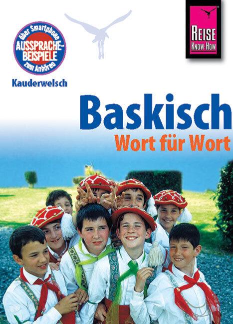 Baskisch Wort für Wort. Kauderwelsch als Buch
