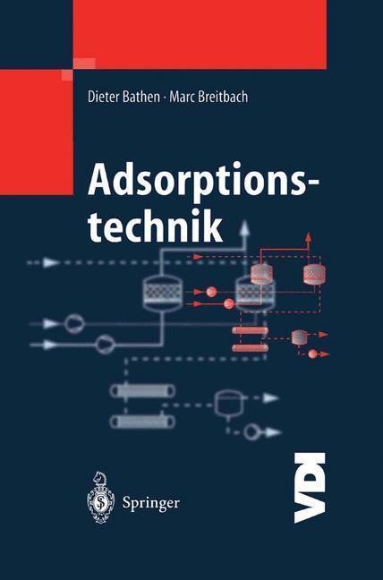 Adsorptionstechnik als Buch