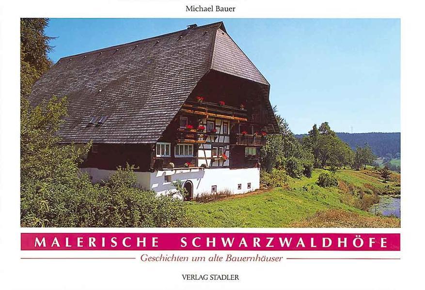 Malerische Schwarzwaldhöfe als Buch