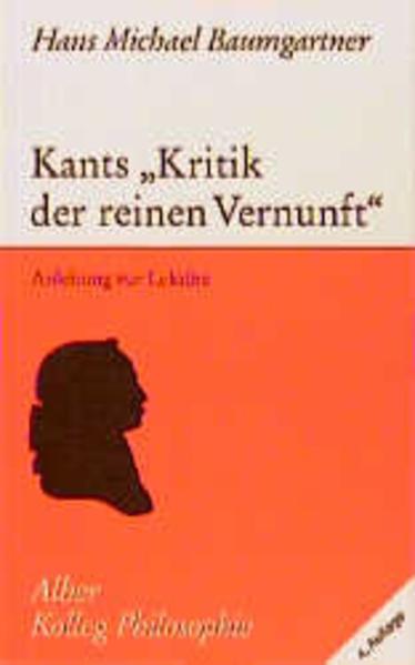 Kants' Kritik der reinen Vernunft' als Buch