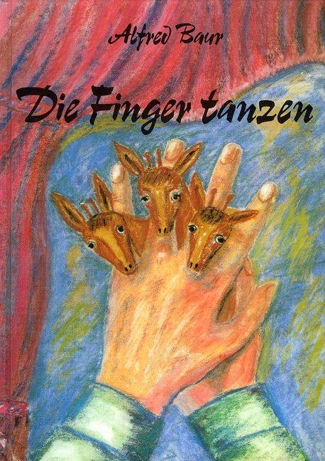 Die Finger tanzen als Buch