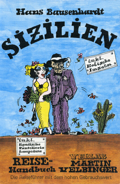 Sizilien als Buch