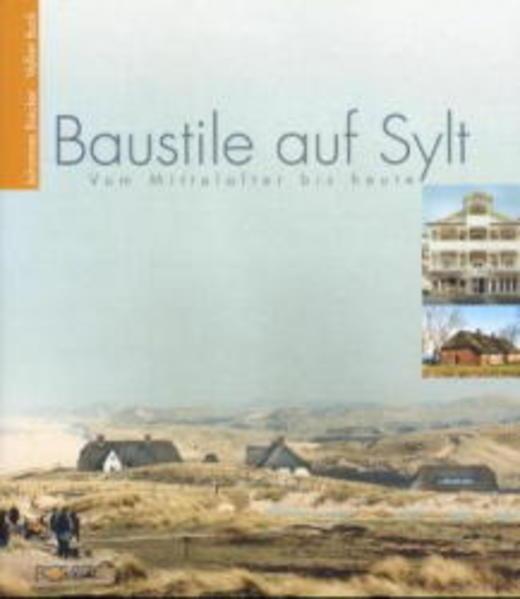 Baustile auf Sylt als Buch