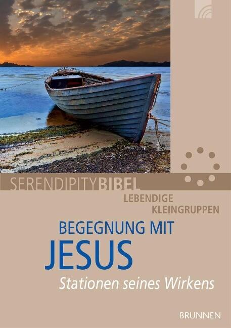 Begegnung mit Jesus als Buch