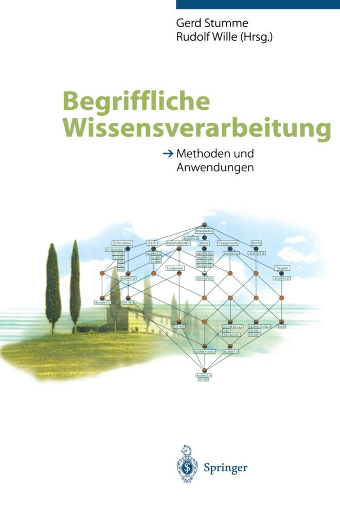 Begriffliche Wissensverarbeitung als Buch