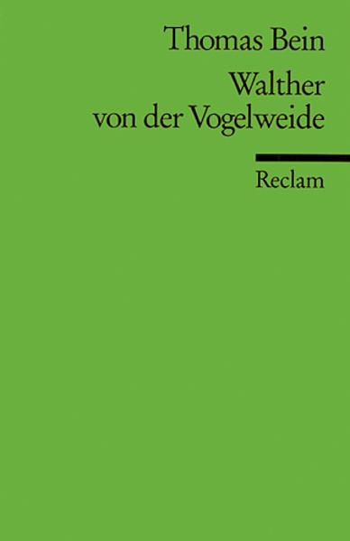 Walther von der Vogelweide als Taschenbuch