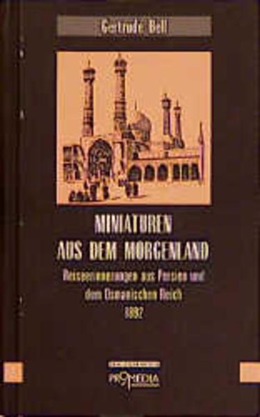 Miniaturen aus dem Morgenland als Buch