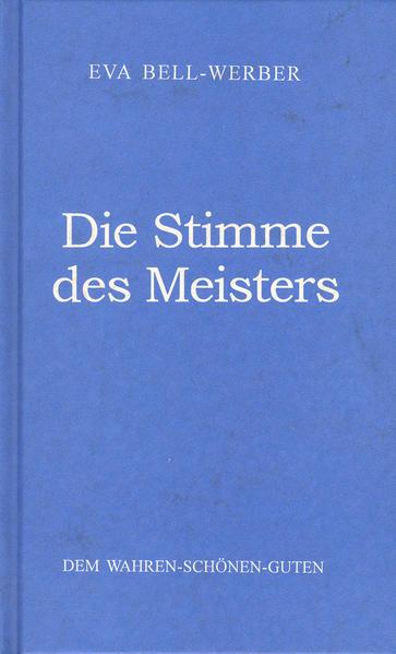 Die Stimme des Meisters als Buch