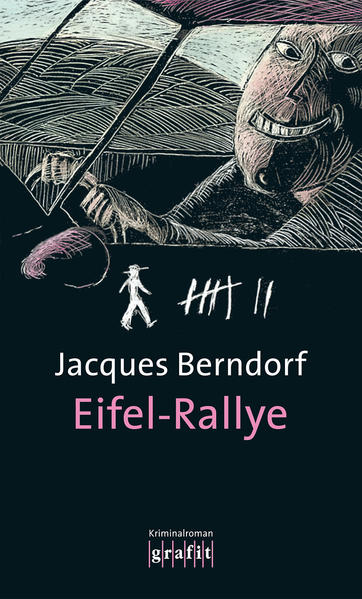 Eifel-Rallye als Buch