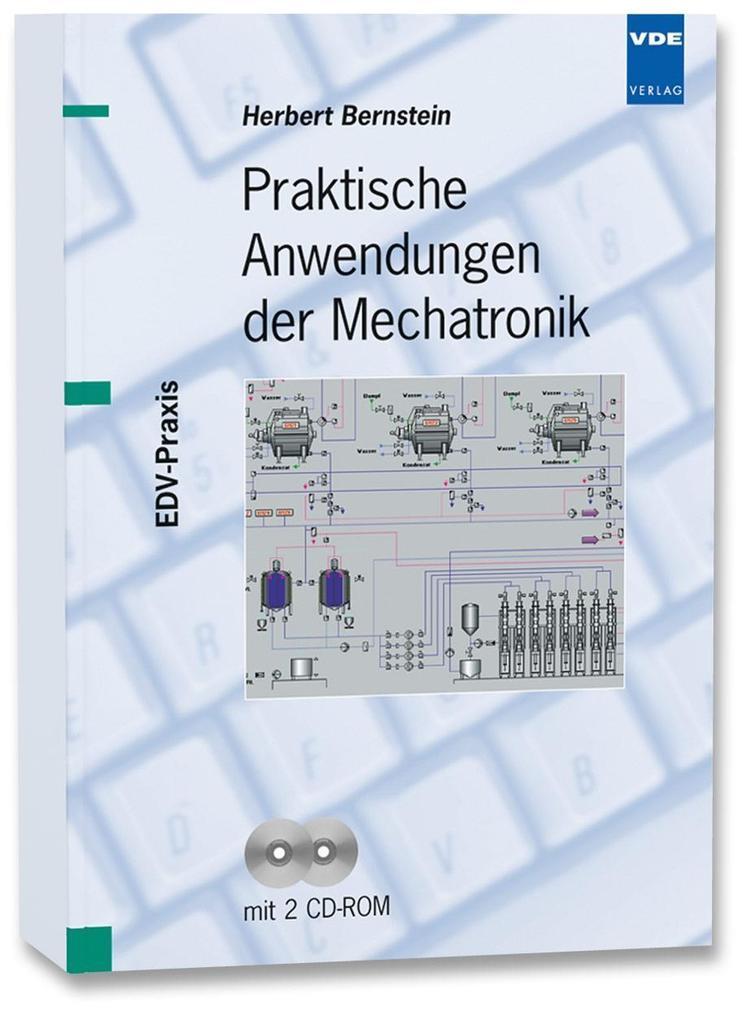 Praktische Anwendungen der Mechatronik als Buch