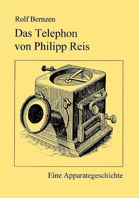 Das Telefon von Philip Reis als Buch