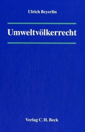 Umweltvölkerrecht als Buch