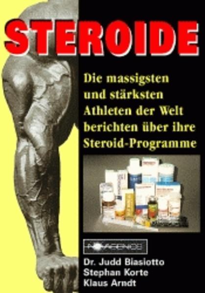 Steroide als Buch
