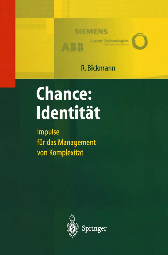 Chance: Identität als Buch