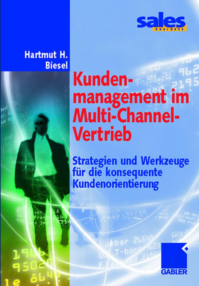 Kundenmanagement im Multi-Channel-Vertrieb als Buch