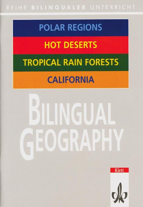 Bilingual Geography als Buch